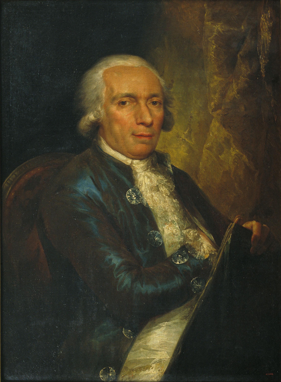 Vicent López Portaña - Retrat de Pasqual Pere Moles - Entre 1794-1796