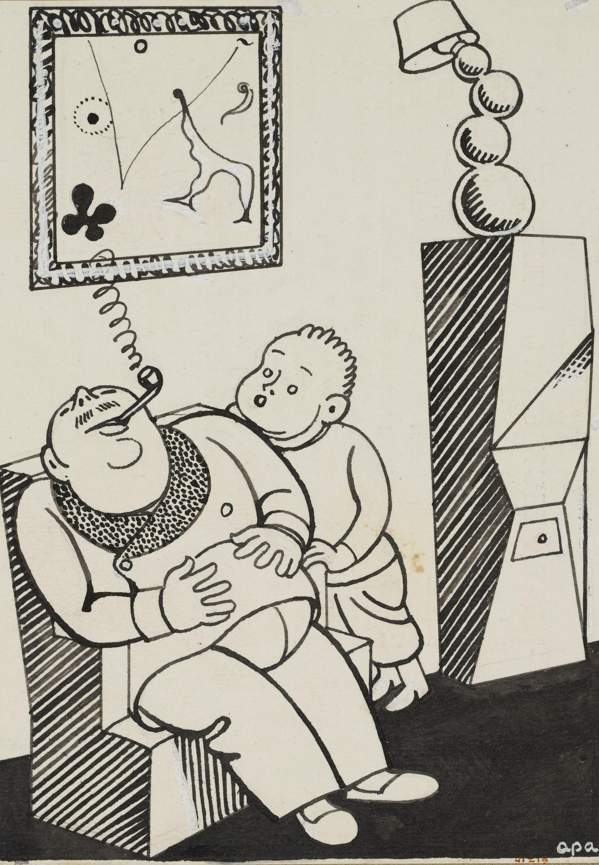 Feliu Elias - Ninou - 1932