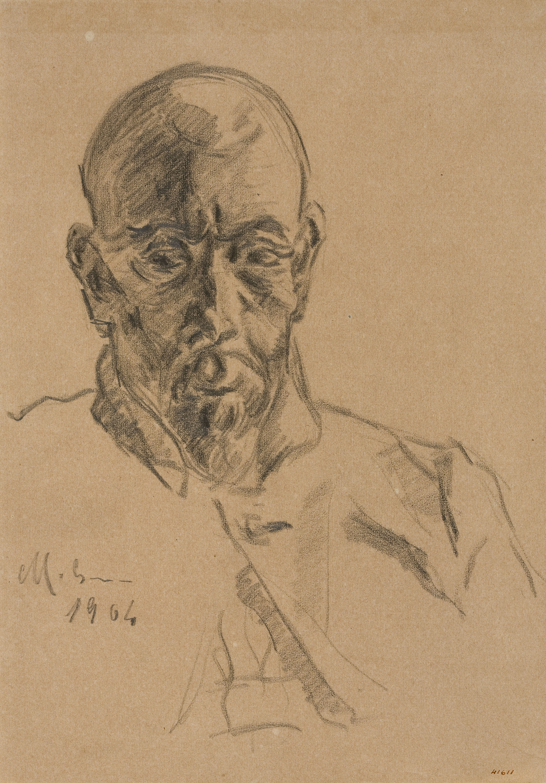 Martí Gimeno - Retrat de Francesc Gimeno, pare de l'artista - 1904