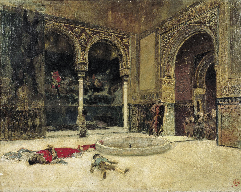 The Slaughter Of The Abencerrajes Museu Nacional D Art