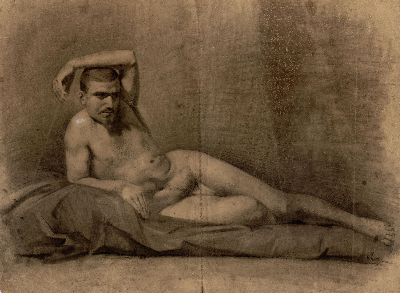 Academic Nude 45