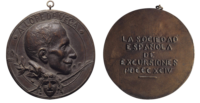 Antoni Parera - A Lope de Vega - 1894