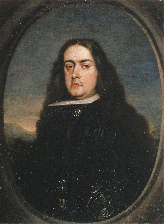 Claudio Coello - Juan Francisco de la Cerda, VIII duc de Medinaceli - Cap a 1670