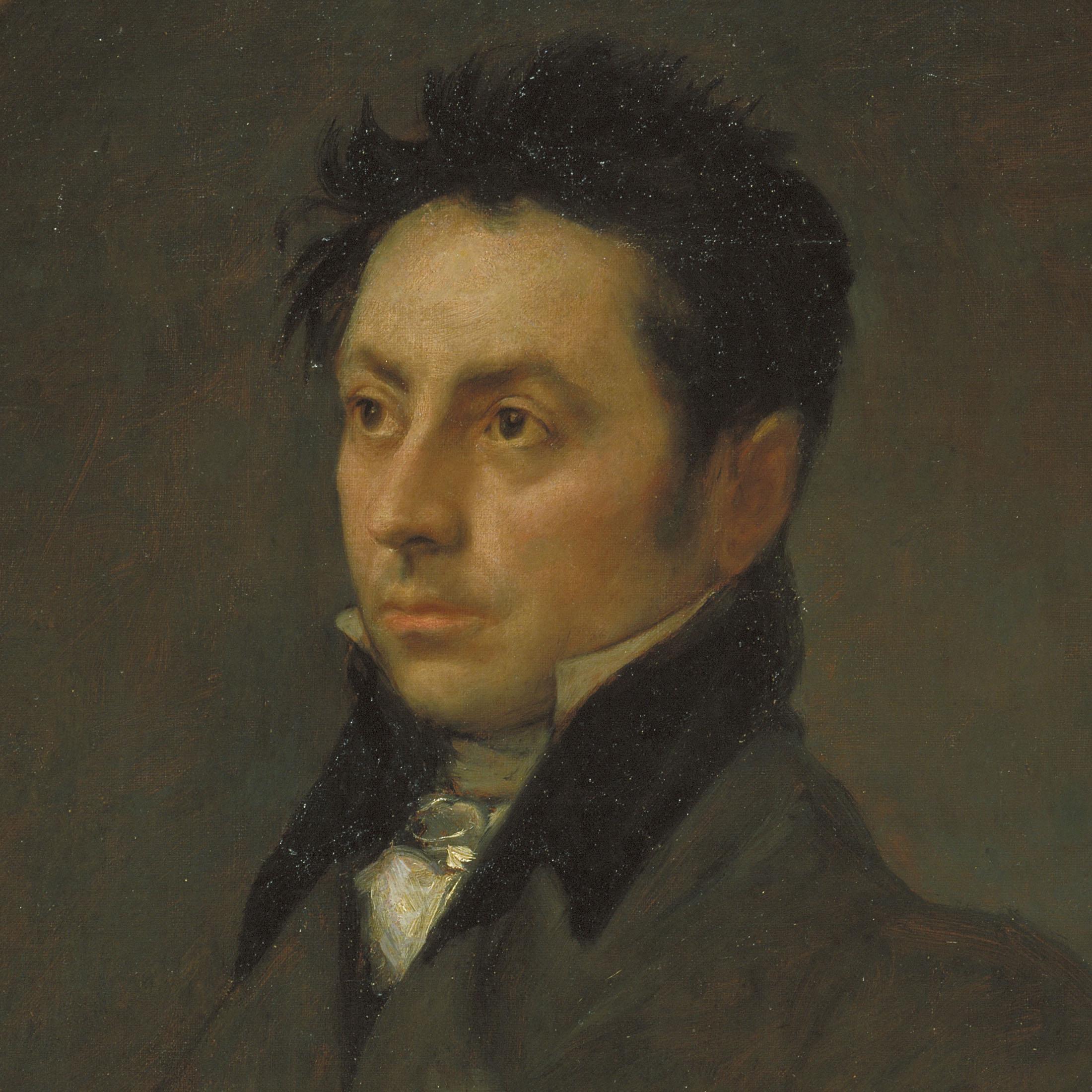 Francisco de Goya - Manuel Quijano - 1815 [1]