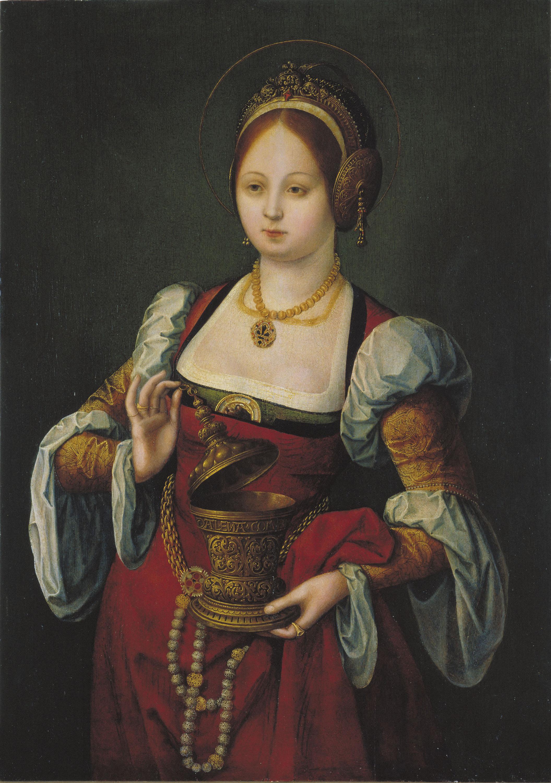 Anònim - Maria Magdalena - 1530-1535