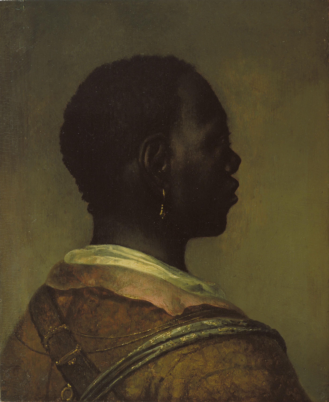 Govert Flinck - Retrat masculí - Cap a 1640
