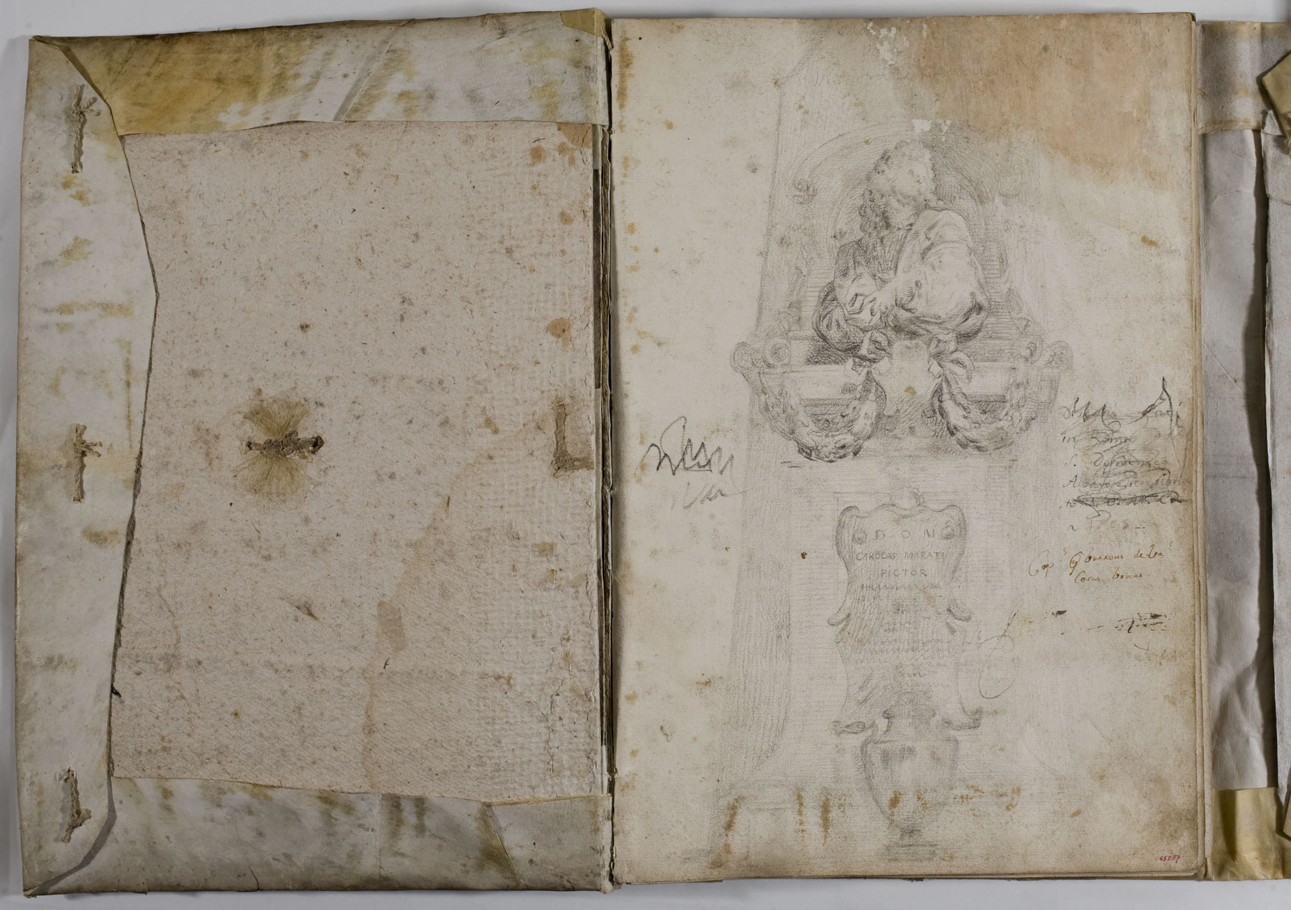 Domingo Álvarez Enciso - Roman album - Circa 1758-1762 or 1773-1789