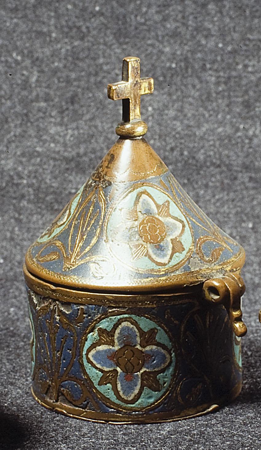 Anònim - Pixis - Llemotges, segle XIII