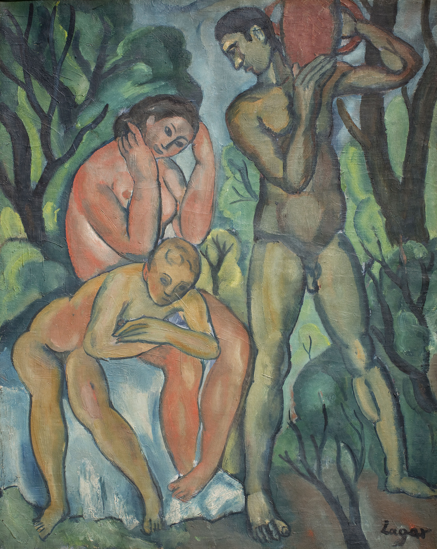 Celso Lagar - Pastoral 1916 - 1916
