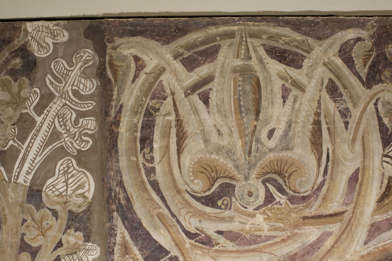 Mestre de la sala capitular de Sixena - Treball d'Adam i Eva, de la sala capitular de Sixena - Entre 1196-1208 [3]