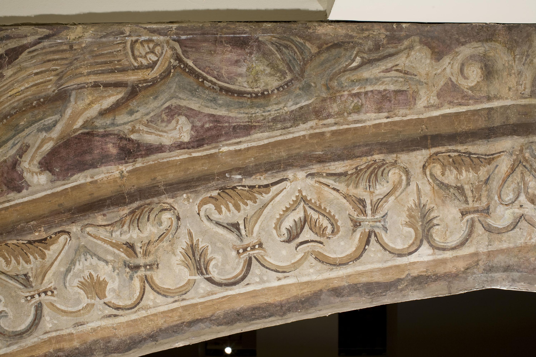 Mestre de la sala capitular de Sixena - Treball d'Adam i Eva, de la sala capitular de Sixena - Entre 1196-1208 [4]