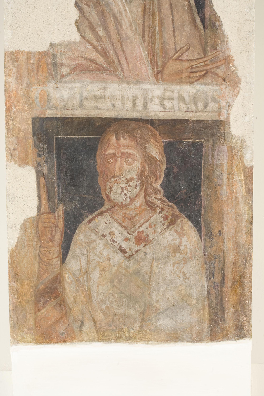 Mestre de la sala capitular de Sixena - D'Enoix a Set de la genealogia de Crist segons Lluc, de la sala capitular de Sixena - Entre 1196-1208 [2]