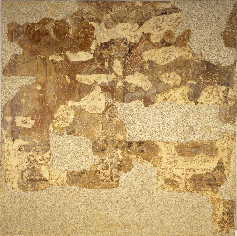 Mestre de la sala capitular de Sixena - Resurrecció, de la sala capitular de Sixena - Entre 1196-1208