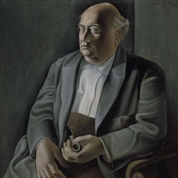 Salvador Dalí - Retrat del meu pare - 1925