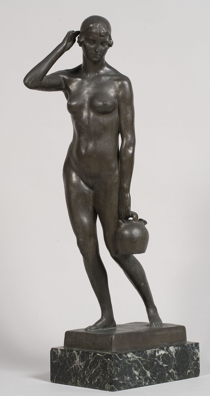 Josep Cardona - La noia del càntir - Cap a 1921