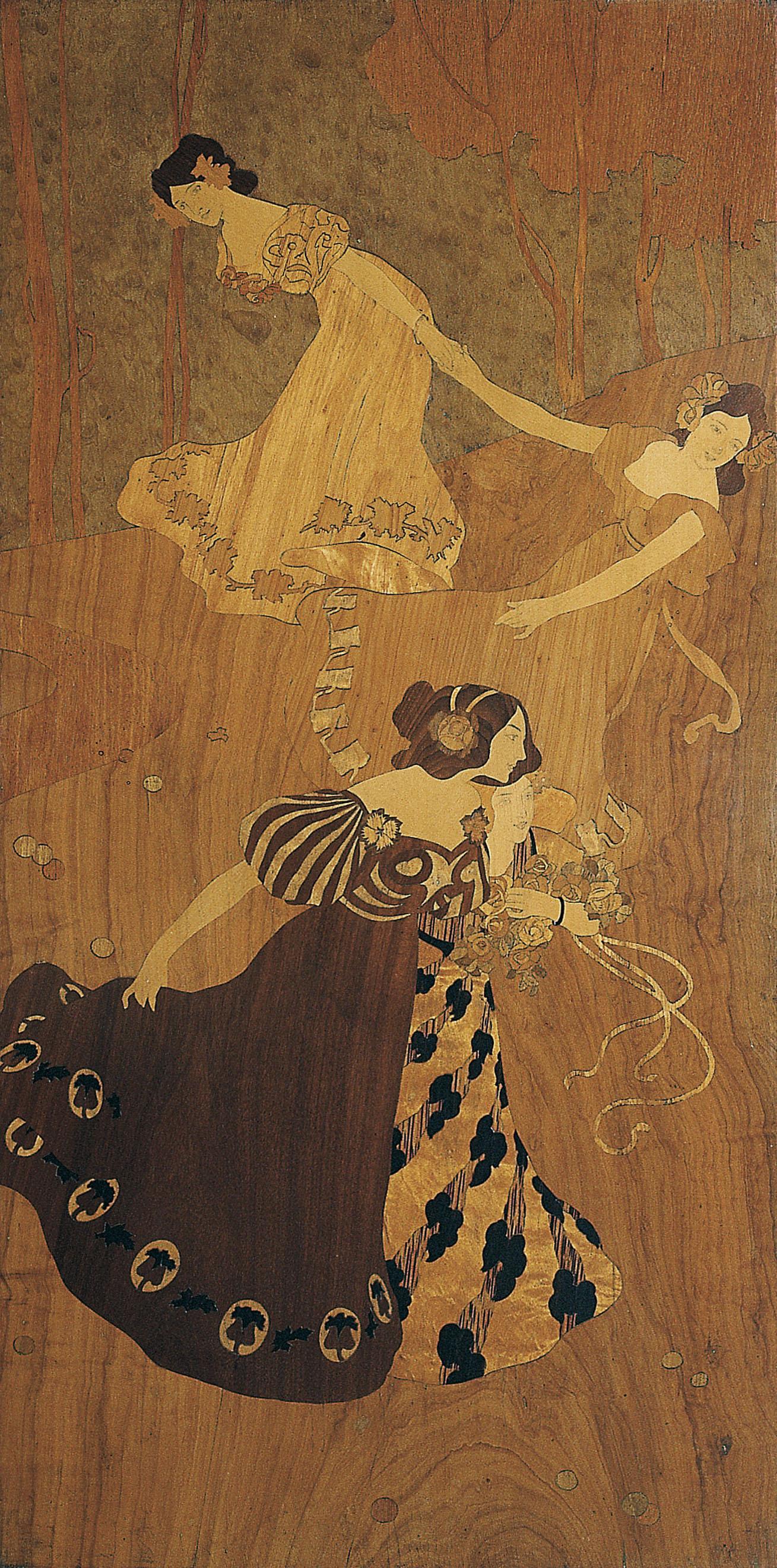 Gaspar Homar - Dansa de les fades - Cap a 1902