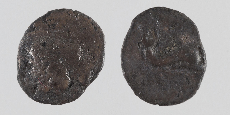 Emporion - Mig trihemitetartemorion d'Emporion - Finals del segle III aC
