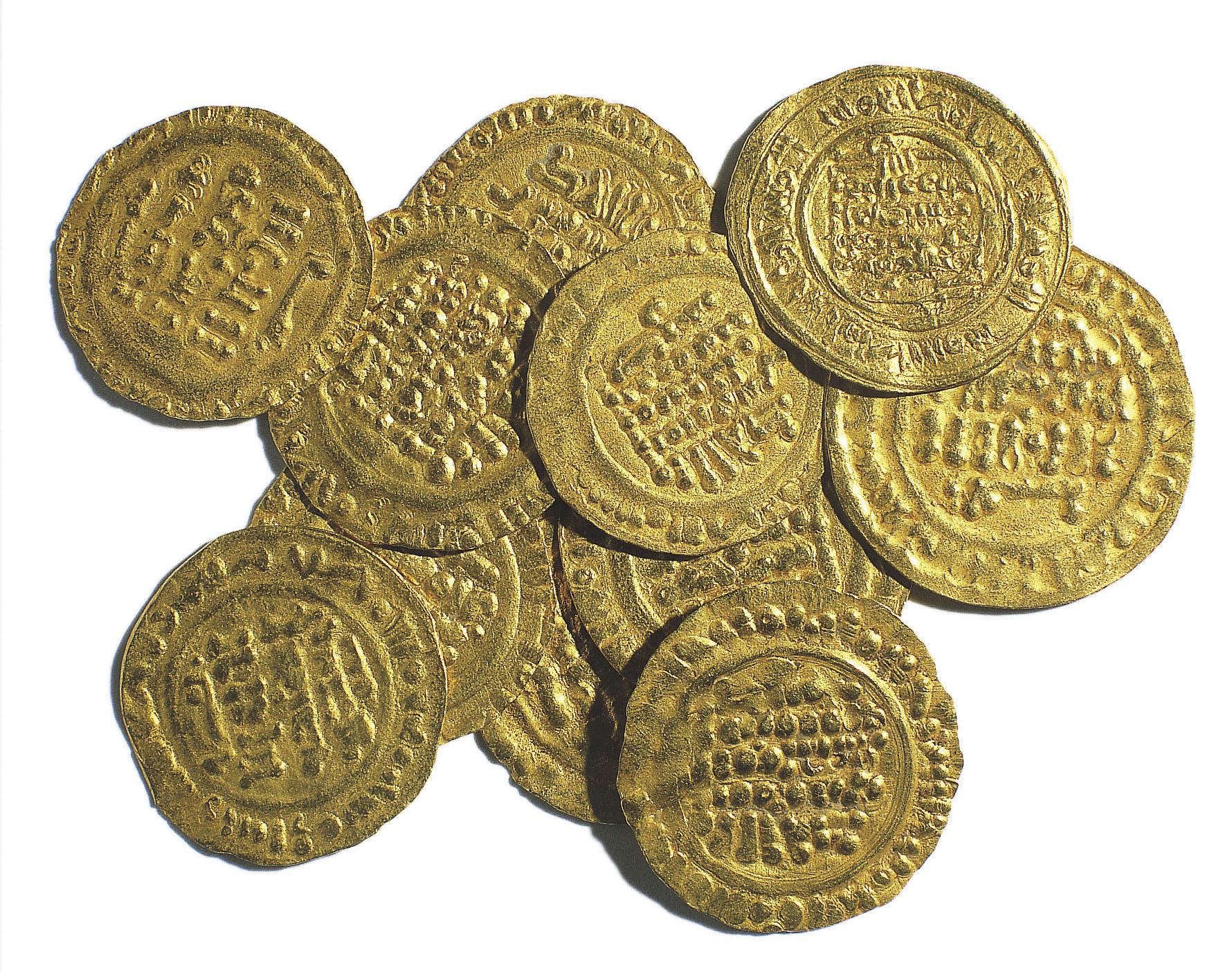 Diverses autoritats - Tresor d'Òdena - Finals del segle XI