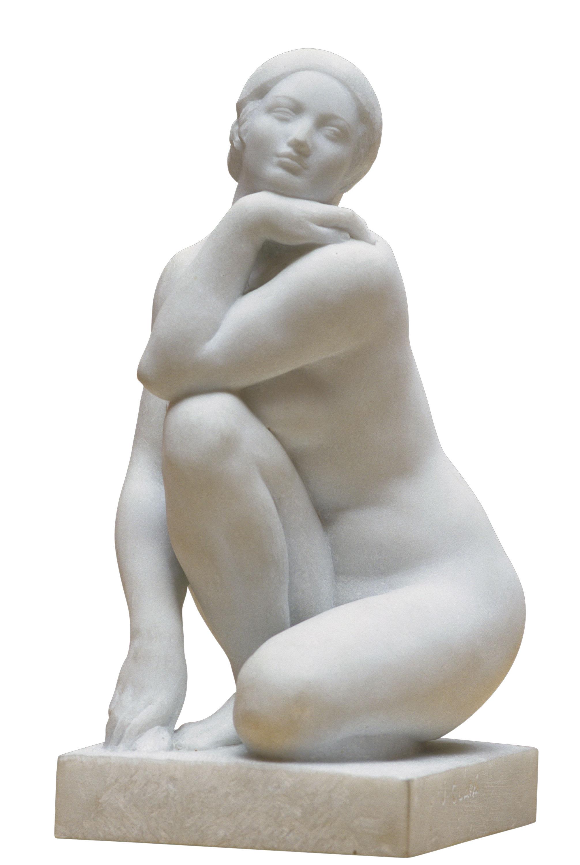 Josep Clarà - La deessa - 1928