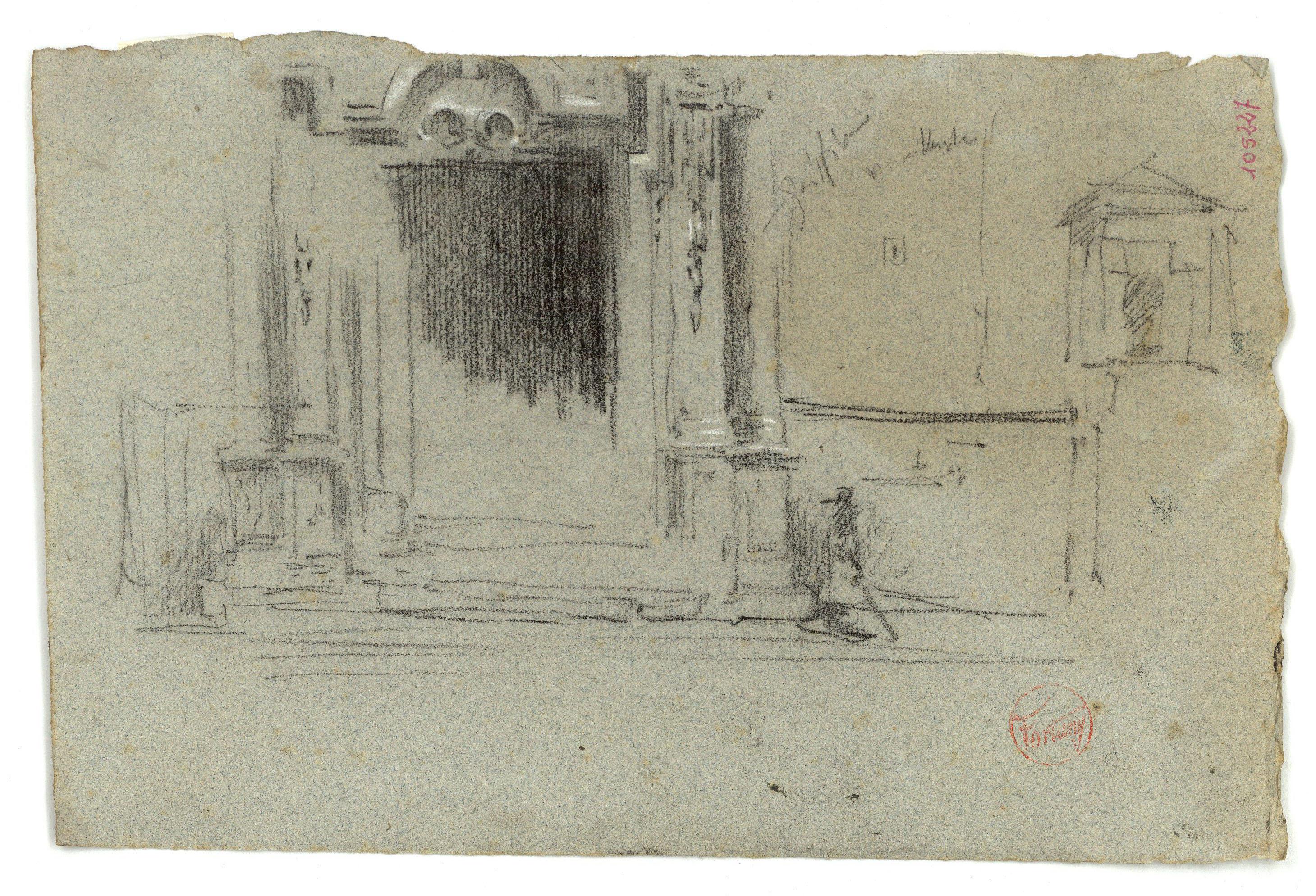 Marià Fortuny - Portada - Cap a 1867-1872