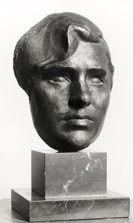 Josep Tenas - Nu femení - Cap a 1930-1940
