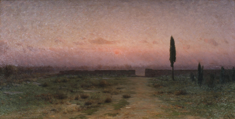 Modest Urgell - Paisatge - Cap a 1885-1895