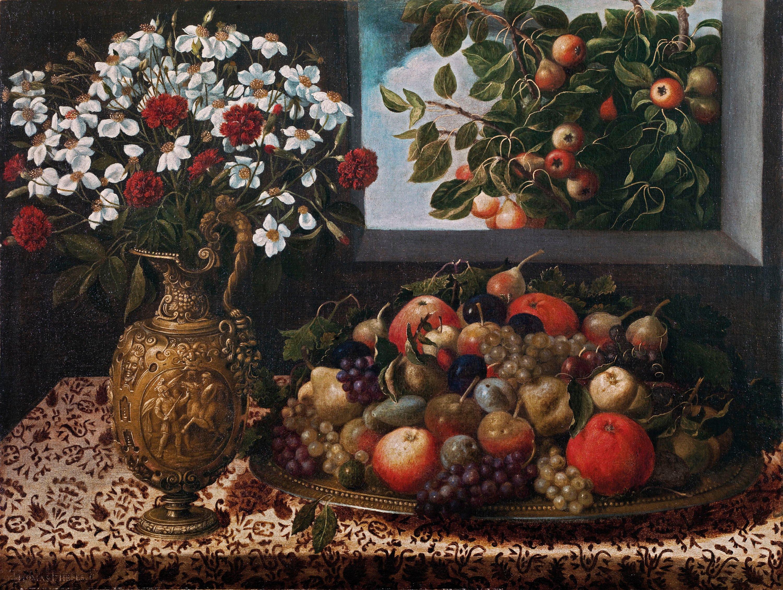 Цветочно-Натюрмортное <b>в</b> мою коллекцию.Thomas Yepes ...