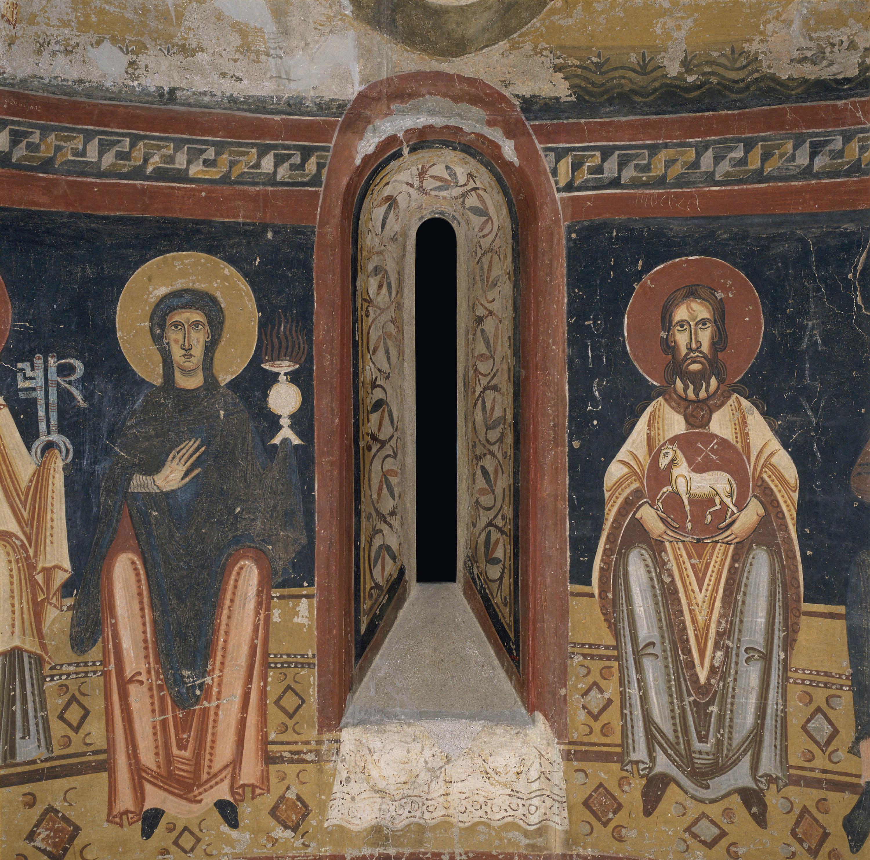 Mestre de Pedret - Absis del Burgal - Finals del segle XI – inicis del segle XII [7]