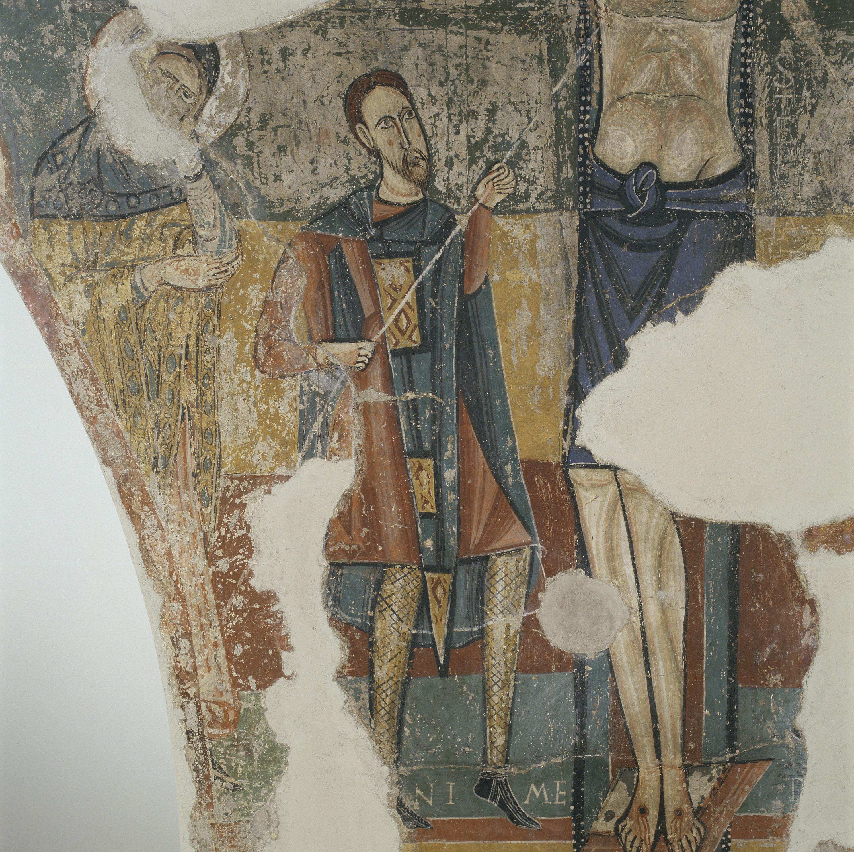 Mestre de Sorpe - Anunciació, Naixement i Crucifixió de Sorpe - Mitjan segle XII [3]