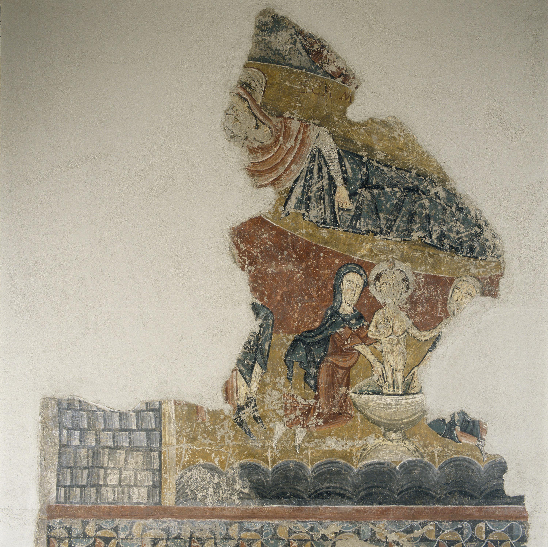 Mestre de Sorpe - Anunciació, Naixement i Crucifixió de Sorpe - Mitjan segle XII [7]