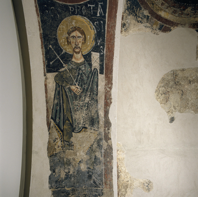 Segon Mestre de Sorpe - Els sants màrtirs Gervasi i Protasi i l'Esperit Sant de Sorpe - Mitjan segle XII [3]