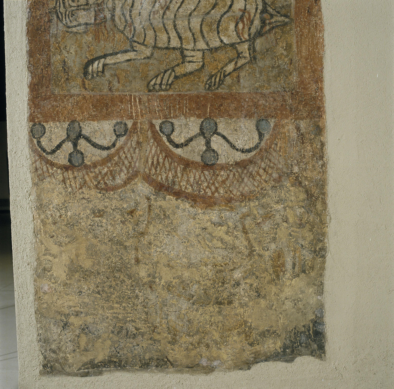 Tercer Mestre de Sorpe - Sant Pastor i el símbol zodiacal de Càncer de Sorpe - Mitjan segle XII [2]