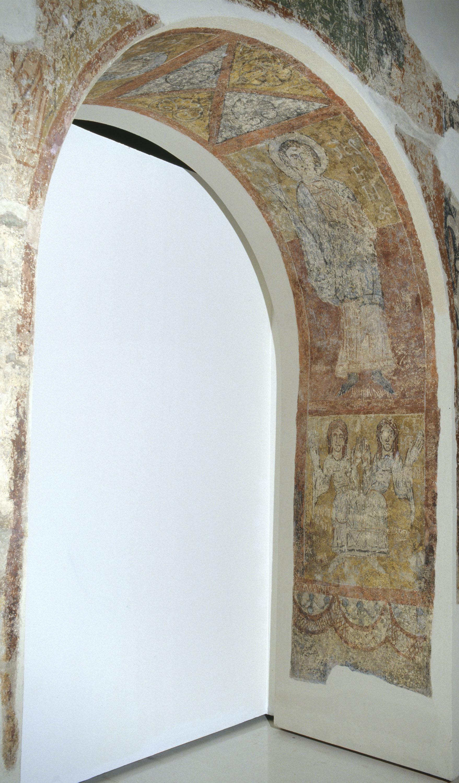 Tercer Mestre de Sorpe - Sant Feliu i el símbol zodiacal de Gèminis de Sorpe - Mitjan segle XII