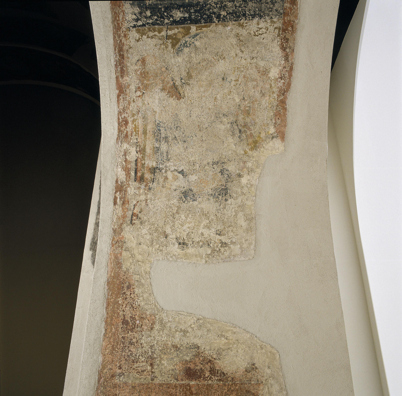Tercer Mestre de Sorpe - Arcàngel i elefant de Sorpe - Mitjan segle XII [1]