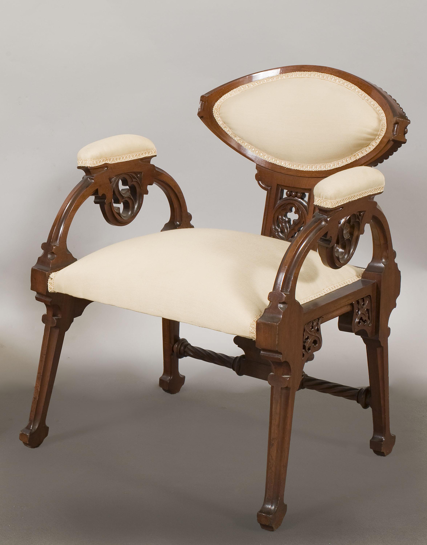 Joan Busquets - Cadira de l'oratori Cendoya - 1905