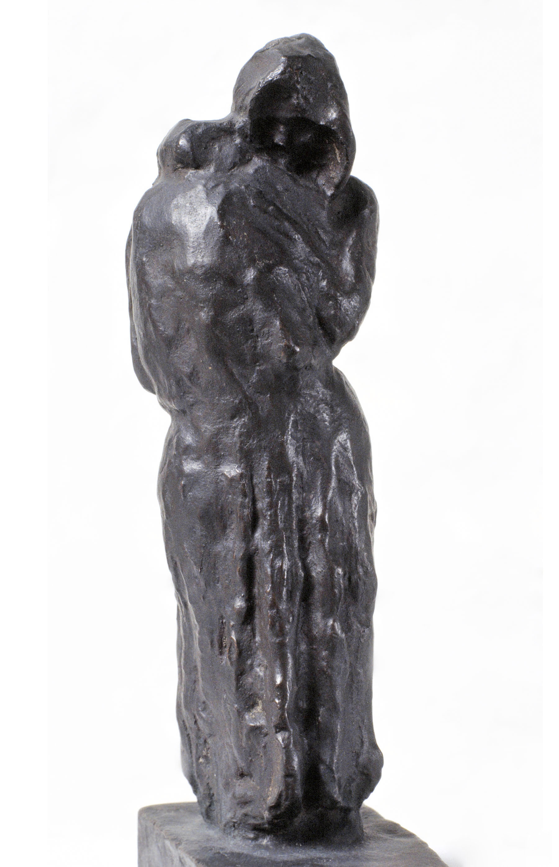 Juli González - Petita maternitat amb caputxa - 1906