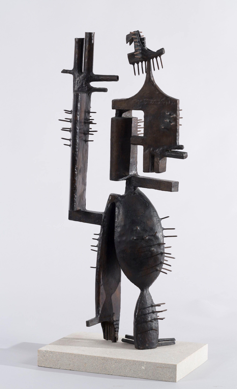 Juli González - Home cactus I - 1939 [1]