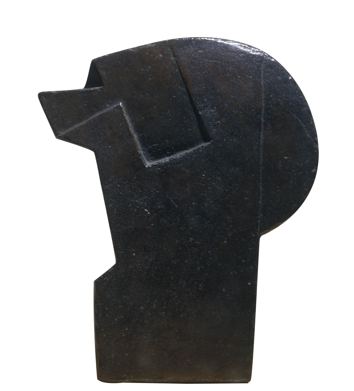 Juli González - Cap pla dit «El petó» - 1936