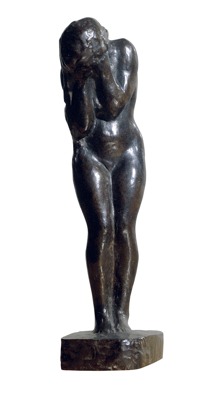 Juli González - Eve I (Melancholy Standing Nude) - Circa 1906