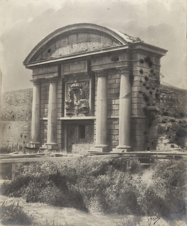 Lluís Ràfols - Sense títol - Cap a 1850