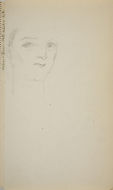 Ismael Smith - Rostre - Cap a 1909-1916