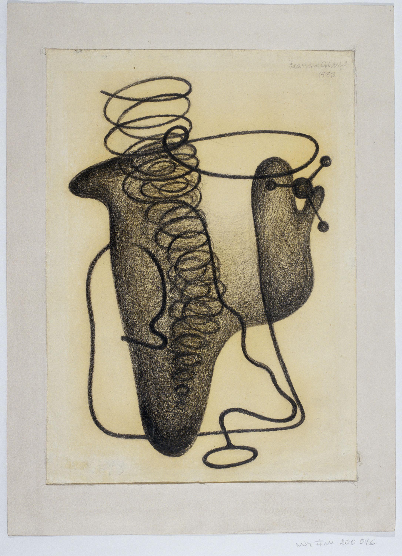 Leandre Cristòfol - Morphology 5 - 1933