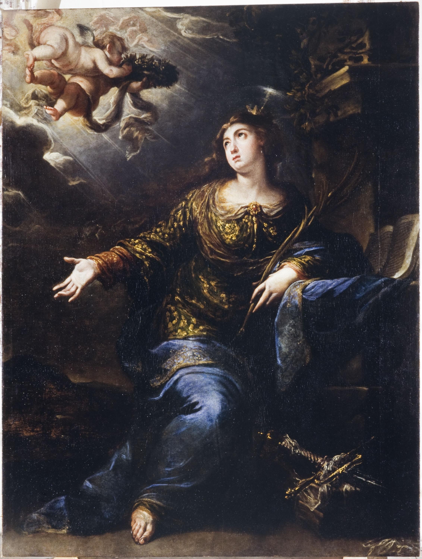 saint catherine of alexandria museu nacional d art de catalunya