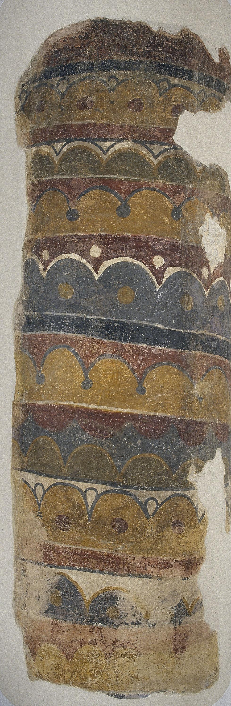 Mestre del Judici Final - Fust ornamentat de Santa Maria de Taüll - Després de 1123