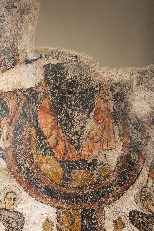 Anònim. Catalunya - Presentació al Temple de Cardona - Cap a 1200