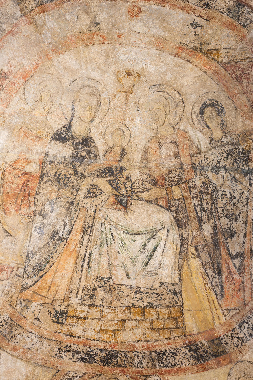 Anònim. Catalunya - Presentació al Temple de Cardona - Cap a 1200 [1]