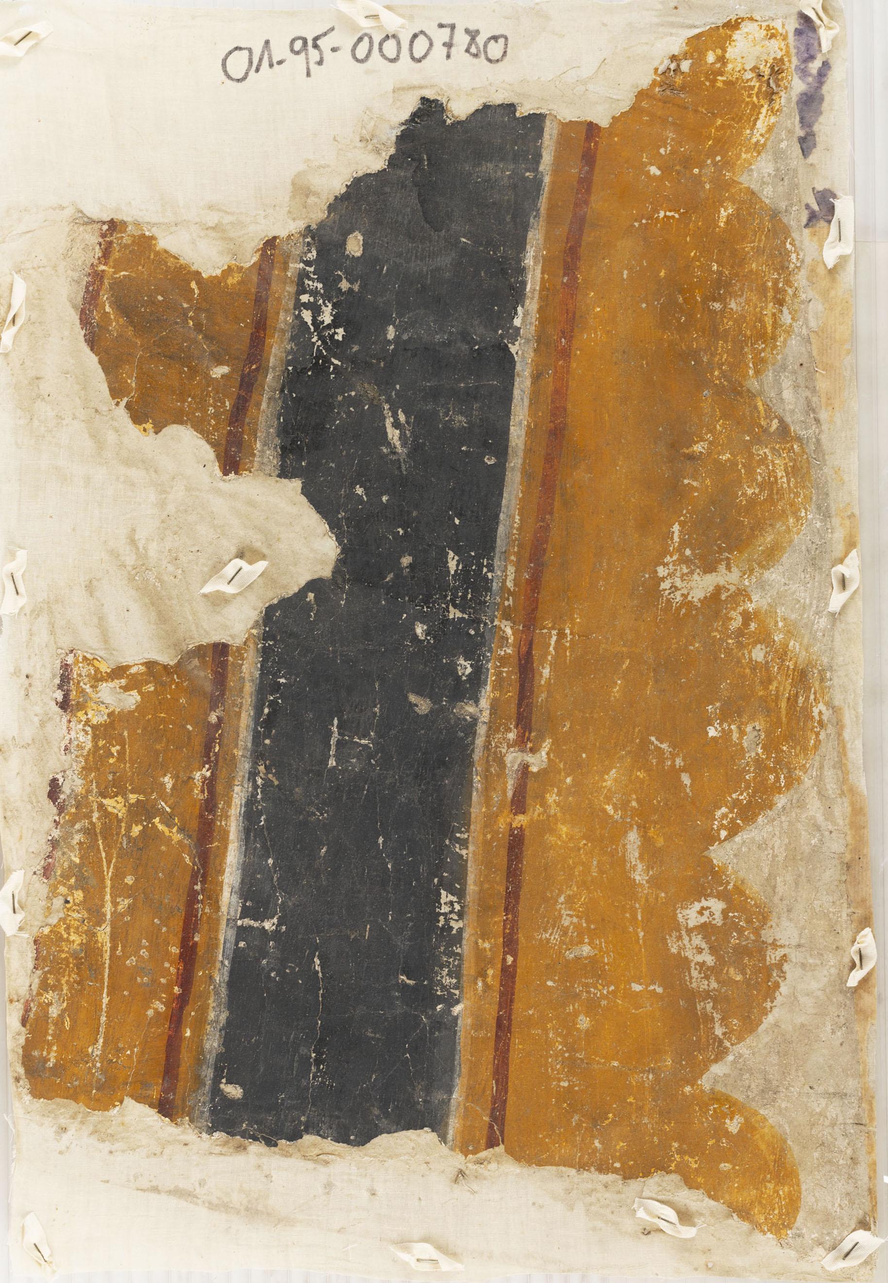 Mestre del Judici Final - Franges d'una columna de Santa Maria de Taüll - Posterior a 1123
