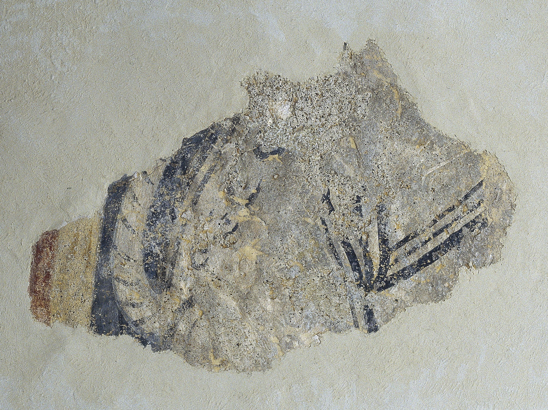 Mestre de Boí - Vestigis de quadrúpede de Sant Joan de Boí - Cap a 1100