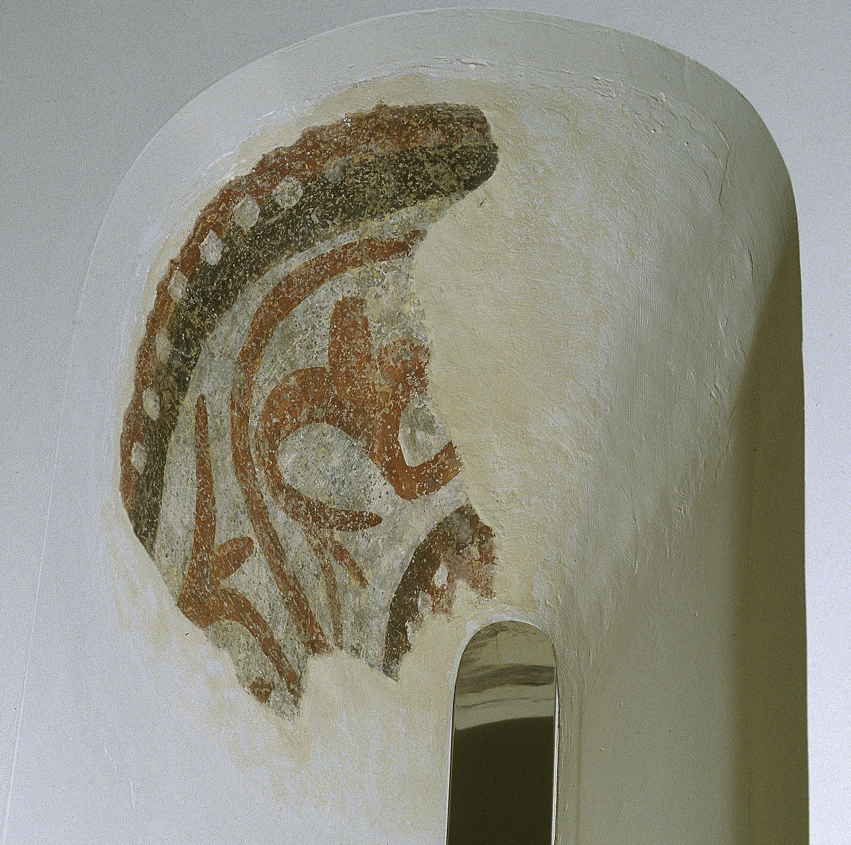 Mestre de Boí - Finestra de Sant Joan de Boí - Cap a 1100
