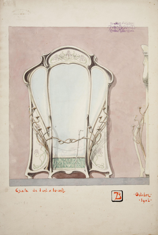 Joan Busquets - Paraigüer - 1902
